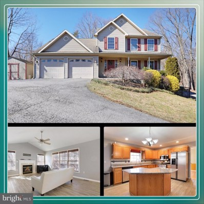 292 Forevergreen Drive, Falling Waters, WV 25419 - #: WVBE160184
