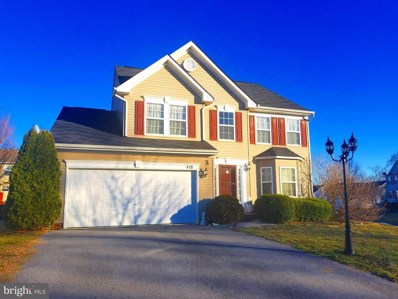 419 Quality Terrace, Martinsburg, WV 25403 - #: WVBE160264
