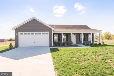 44 Peoney Lane, Bunker Hill, WV 25413 - #: WVBE160440