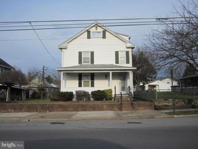 819 S. Raleigh Street, Martinsburg, WV 25401 - MLS#: WVBE165752