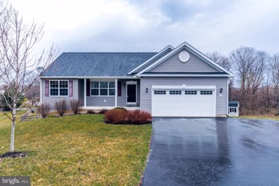 372 Berkshire Drive, Falling Waters, WV 25419 - #: WVBE166216