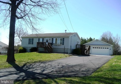 211 Jason Way, Bunker Hill, WV 25413 - #: WVBE166266