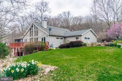 1661 Winter Camp Trail, Hedgesville, WV 25427 - #: WVBE166278