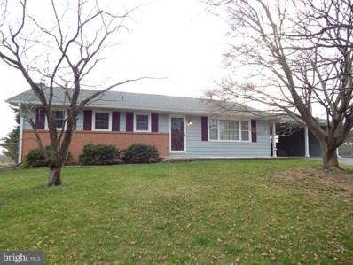 153 Fulks Terrace, Martinsburg, WV 25405 - #: WVBE166502