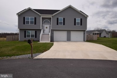 134 Invasion Ct., Bunker Hill, WV 25413 - #: WVBE166600