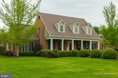 2136 Mountain Lake Road, Hedgesville, WV 25427 - #: WVBE166864