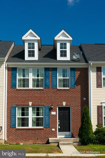 117 Carnegie Links Drive, Martinsburg, WV 25405 - #: WVBE166988