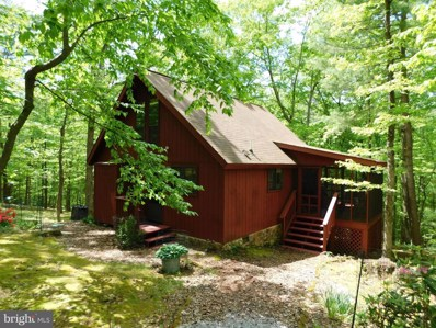 261 Canada Goose Lane, Hedgesville, WV 25427 - #: WVBE167432