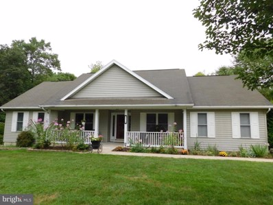 62 Warpath Lane, Hedgesville, WV 25427 - #: WVBE167660
