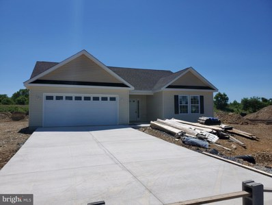 617 Jensen Way, Martinsburg, WV 25401 - #: WVBE167812
