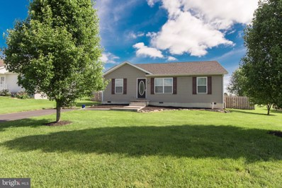 218 Larry Way, Bunker Hill, WV 25413 - #: WVBE167964