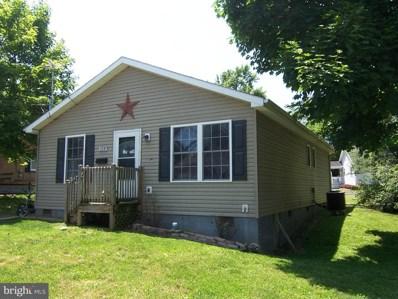 214 Fairfax Street, Martinsburg, WV 25401 - #: WVBE168002