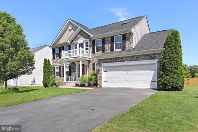 152 Amelia Drive, Hedgesville, WV 25427 - #: WVBE168028