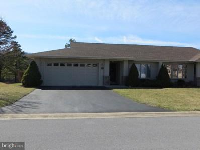 70 Arrowhead Ridge, Hedgesville, WV 25427 - #: WVBE168142