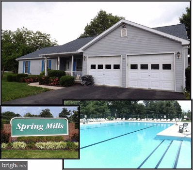 35 Oriole Lane, Falling Waters, WV 25419 - #: WVBE168176