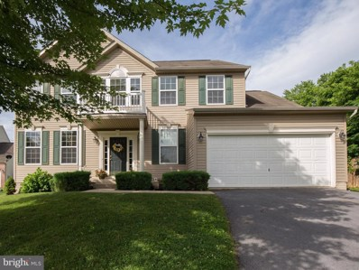 29 Amelia Drive, Hedgesville, WV 25427 - #: WVBE168264