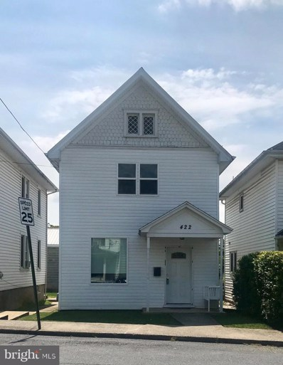 422 Porter Avenue, Martinsburg, WV 25401 - #: WVBE169010