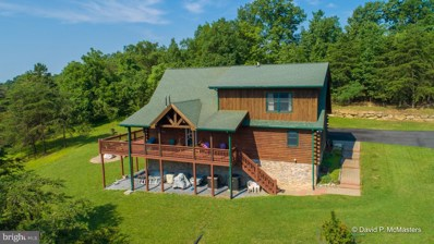 122 Turquoise Drive, Hedgesville, WV 25427 - #: WVBE169102
