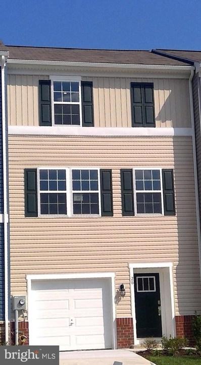 26 Vespucci Lane, Martinsburg, WV 25404 - #: WVBE170016