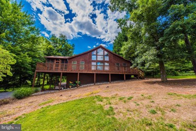 814 Tecumseh Trail, Hedgesville, WV 25427 - #: WVBE170058