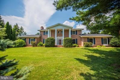 818 Honeysuckle Drive, Martinsburg, WV 25401 - #: WVBE170144