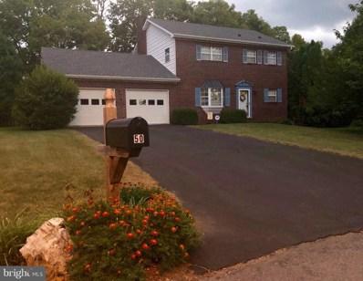 50 Cameron Lane, Martinsburg, WV 25405 - #: WVBE170352