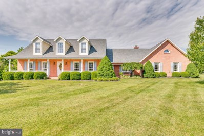 597 Ashton Drive, Falling Waters, WV 25419 - #: WVBE170960
