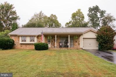 904 Honeysuckle Drive, Martinsburg, WV 25401 - #: WVBE171780