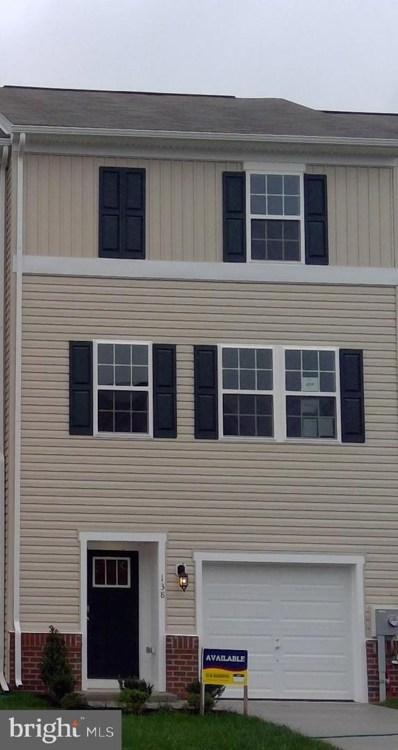 138 Vespucci Lane, Martinsburg, WV 25404 - #: WVBE171974