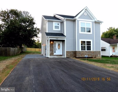 532 Bernice Ave, Martinsburg, WV 25405 - #: WVBE172084