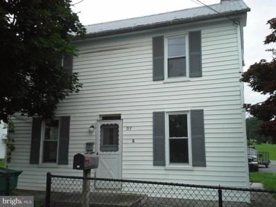 713 E Moler Avenue, Martinsburg, WV 25401 - #: WVBE172548