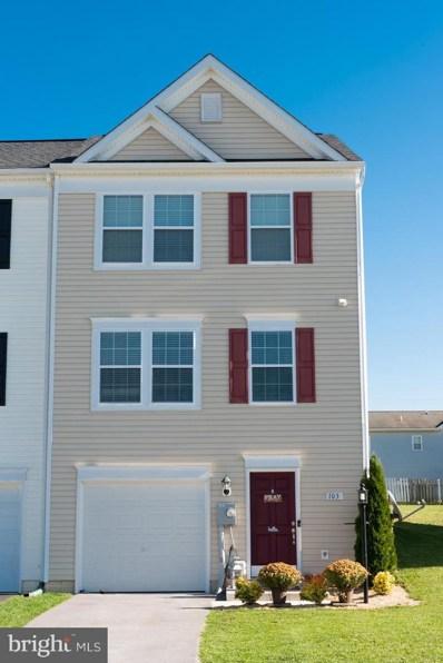 103 Kensington Terrace, Martinsburg, WV 25405 - #: WVBE172726