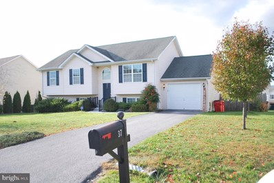 37 Taft Drive, Inwood, WV 25428 - #: WVBE172780