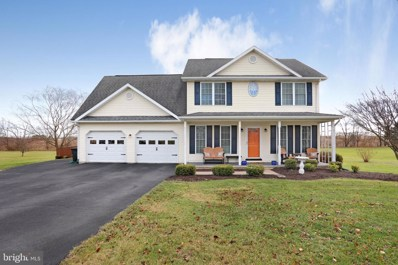 181 Michelle Drive, Hedgesville, WV 25427 - #: WVBE173178