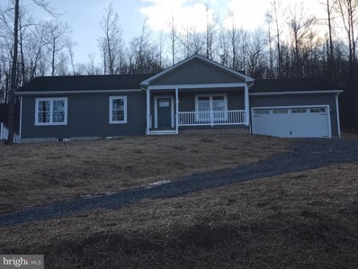 499 Warner Lane, Hedgesville, WV 25427 - #: WVBE173956