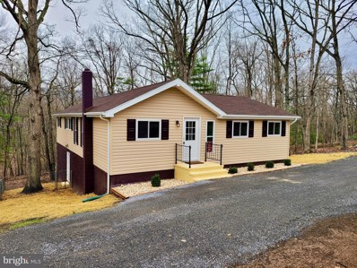 2857 Mountain Lake Road, Hedgesville, WV 25427 - #: WVBE176114