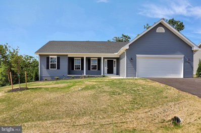242 Quinella Court, Martinsburg, WV 25404 - #: WVBE177484