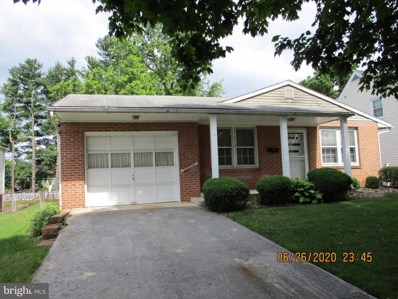 407 S. Illinois Avenue, Martinsburg, WV 25401 - #: WVBE177684