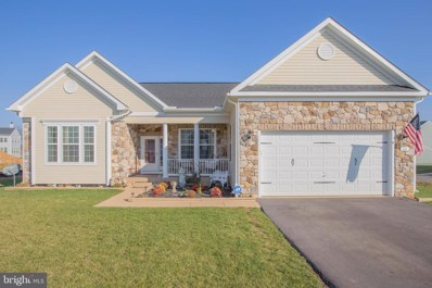 64 Lawrence Road, Gerrardstown, WV 25420 - #: WVBE182426