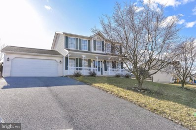 148 Crooked Oak Way, Martinsburg, WV 25405 - #: WVBE184118