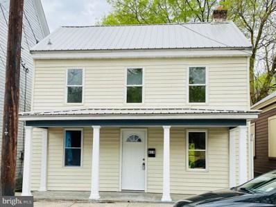 419 John Street W, Martinsburg, WV 25401 - #: WVBE185182