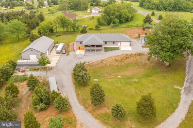 524 Cunningham Drive, Falling Waters, WV 25419 - #: WVBE186310