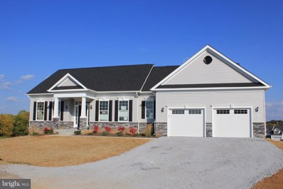 135 Chesterfield Drive, Falling Waters, WV 25419 - #: WVBE2000624