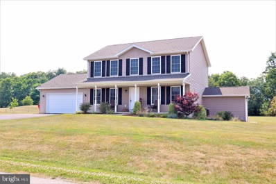258 Chisholm Drive S, Hedgesville, WV 25427 - #: WVBE2000656
