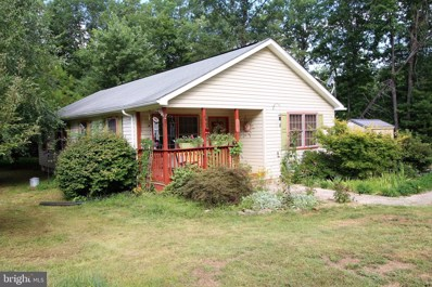 181 Warden Circle Road, Wardensville, WV 26851 - #: WVHD102070