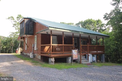 555 Yellow Pine Drive, Wardensville, WV 26851 - #: WVHD105300