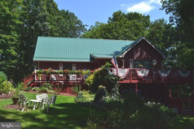 228 Hummingbird Hill Road, Mathias, WV 26812 - #: WVHD105522