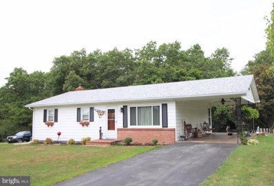 114 Hill Crest Drive, Capon Bridge, WV 26711 - #: WVHS113148