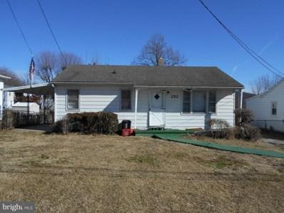 252 Polk Street, Harpers Ferry, WV 25425 - #: WVJF137756