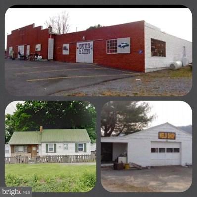 9762 Martinsburg Road, Hedgesville, WV 25427 - #: WVMO100668